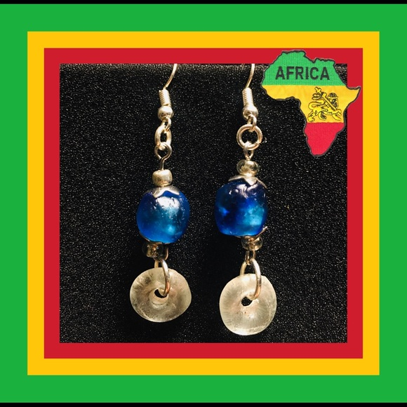 Motherskiss Jewelry - AFRICAN BLUES
